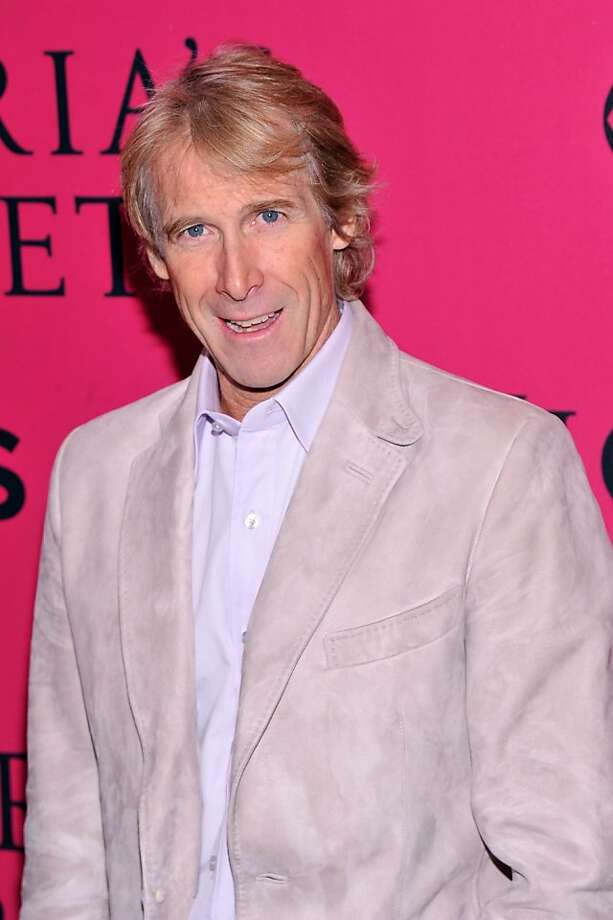 NEW YORK, NY - NOVEMBER 13:  Director  Michael Bay attends the 2013 Victoria's Secret Fashion Show at Lexington Avenue Armory on November 13, 2013 in New York City.  (Photo by Stephen Lovekin/Getty Images) Photo: Stephen Lovekin, Getty Images