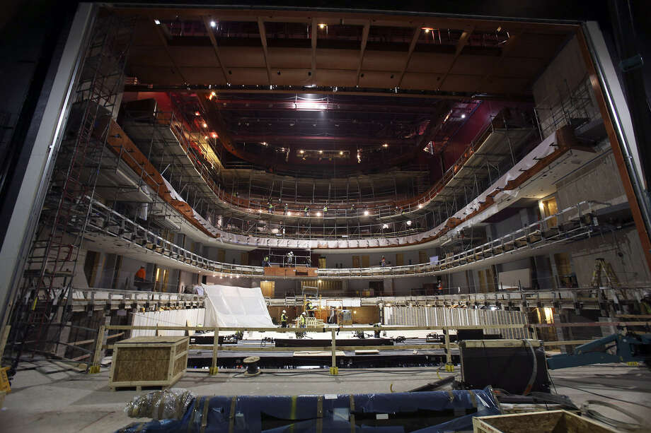 """The Tobin Center's September opening has been expanded to a 22-day """"multiweek festival."""" Photo: Tom Reel, San Antonio Express-News"""