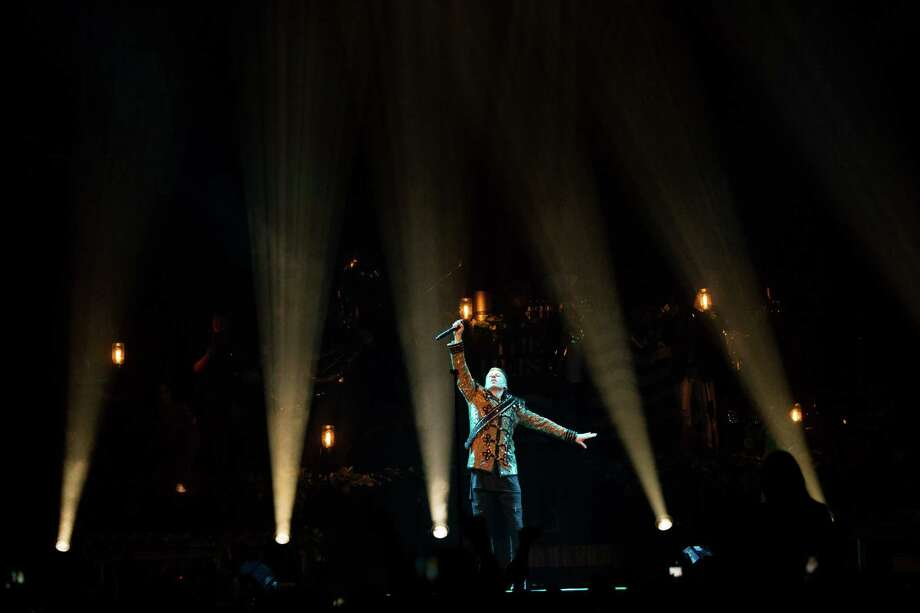 Seattle musicians Macklemore and Ryan Lewis perform. Photo: JOSHUA TRUJILLO, SEATTLEPI.COM / SEATTLEPI.COM