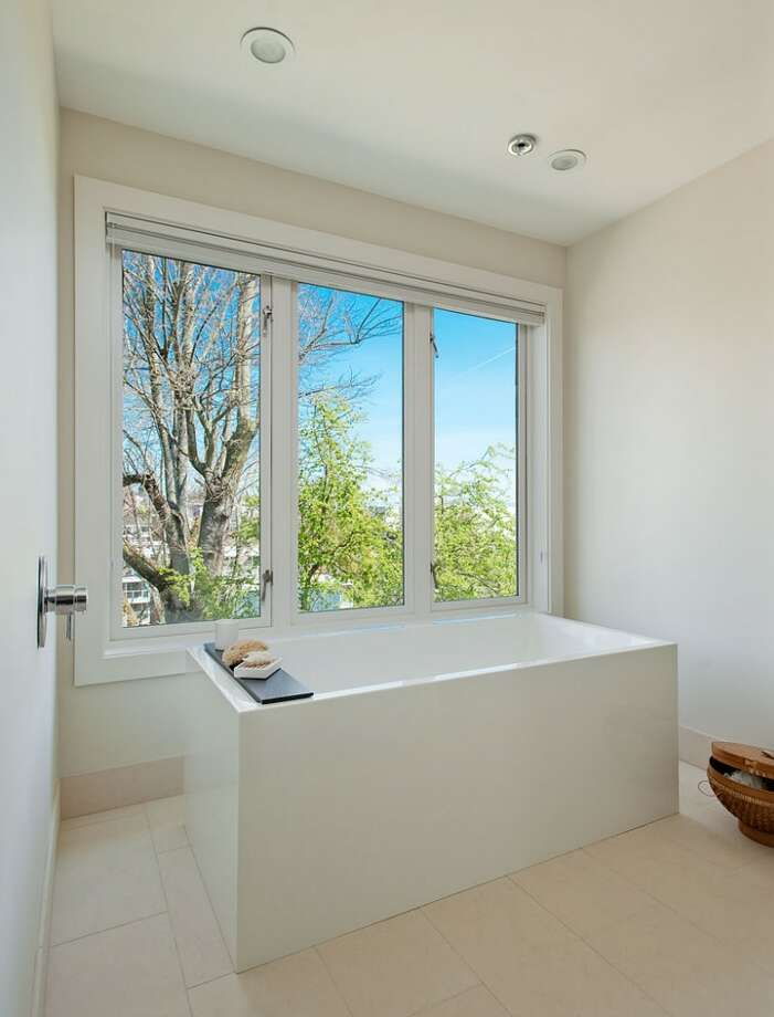 Bath, view!  Photos via MLS/Listing courtesy of  Realogics Sotheby's Int'l Rlty