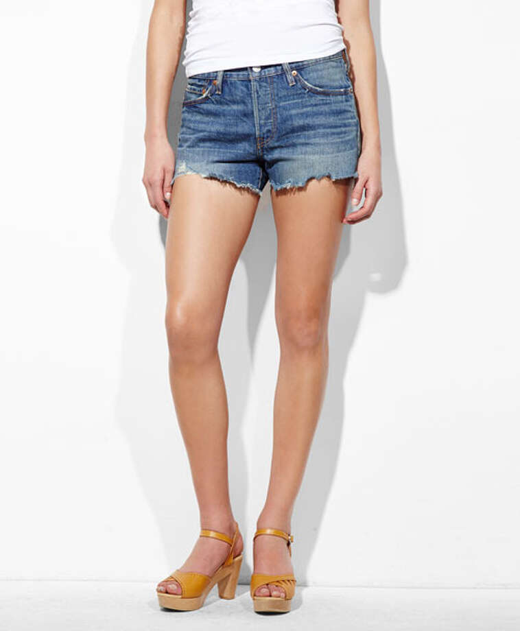 "Cut-off shorts. Practicality aside, cut-off Americana jorts (i.e., jean shorts) are the die-hard go-to of everyone from … well, everyone. Their popularity this summer even inspired the  Wall Street Journal  to compare them to fried dough. ""Awful, yet kinda good.""  Levi's 501 shorts  ($39.90) Photo: Levi's"
