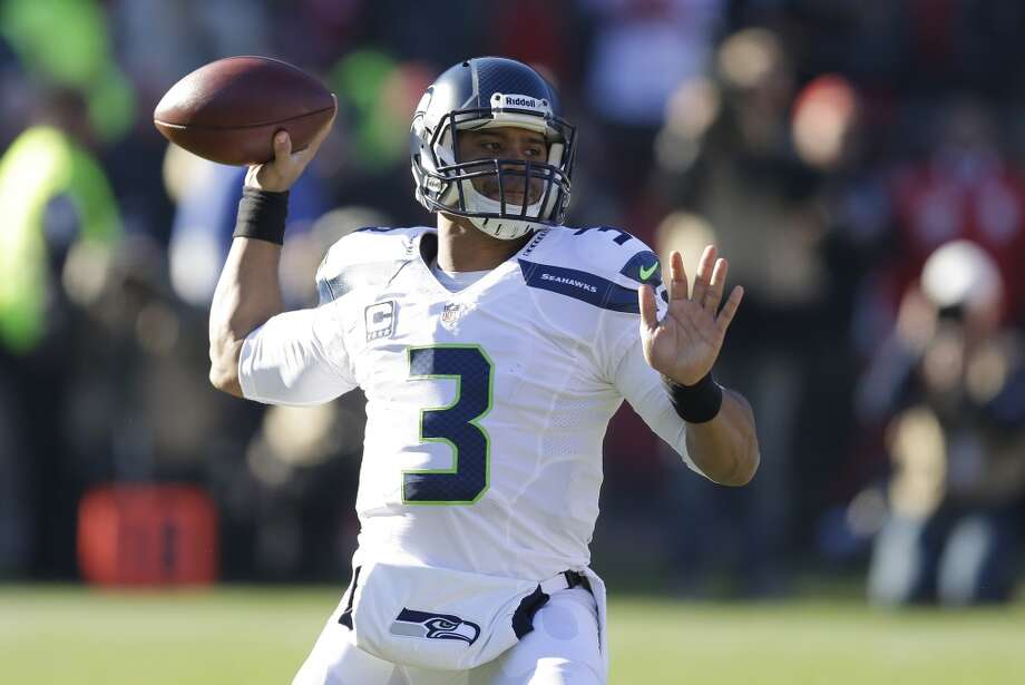 2. Seahawks (11-2) Last week: 1Both of the Seahawks' losses have been on the road. The only team they have left on the road is the Giants Photo: Ben Margot, Associated Press