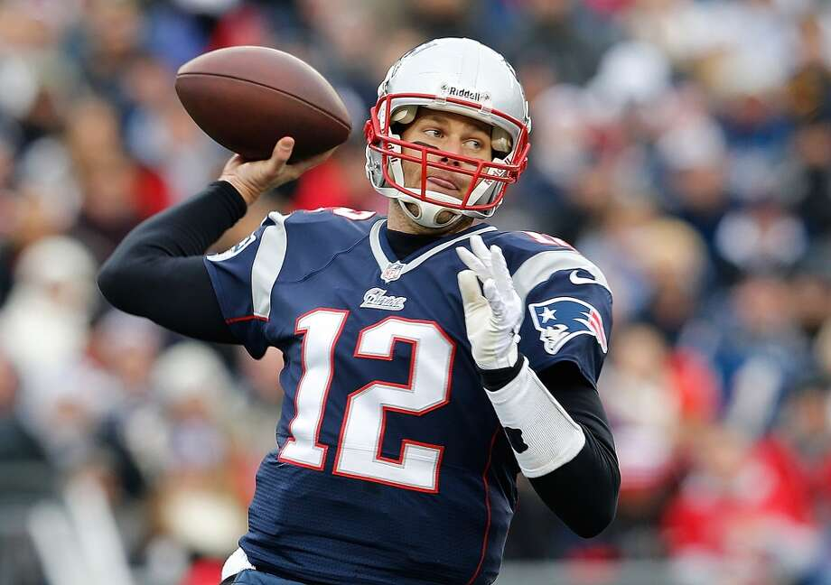 3. Patriots (10-3) Last week: 3  The Pats have tied a league record with 3 consecutive wins in which they trailed by at least 10 in the second half. Photo: Jim Rogash, Getty Images