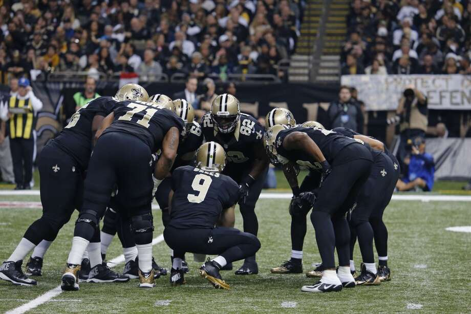 4. Saints (10-3) Last week: 5Five QBs in history have thrown for 50,000 yards. Drew Brees accomplished the feat in the fewest games. Photo: Bill Haber, Associated Press