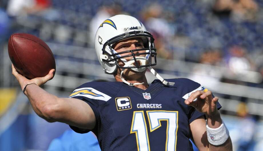 18. Chargers (5-8) Last week: 21  If Chargers hope to get last wild-card berth, they must sweep Denver, Oakland and K.C. It may not be enough Photo: Denis Poroy, Associated Press