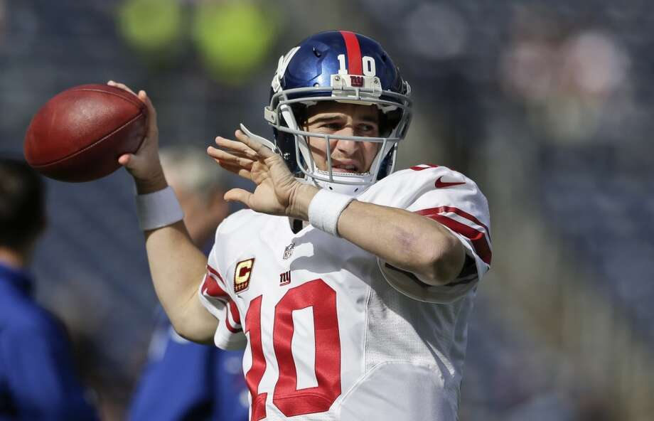 22. Giants (5-8) Last week: 19The Giants have missed postseason 4 times in last 5 years. When they made it, they won Super Bowl XLVI. Photo: Denis Poroy, Associated Press