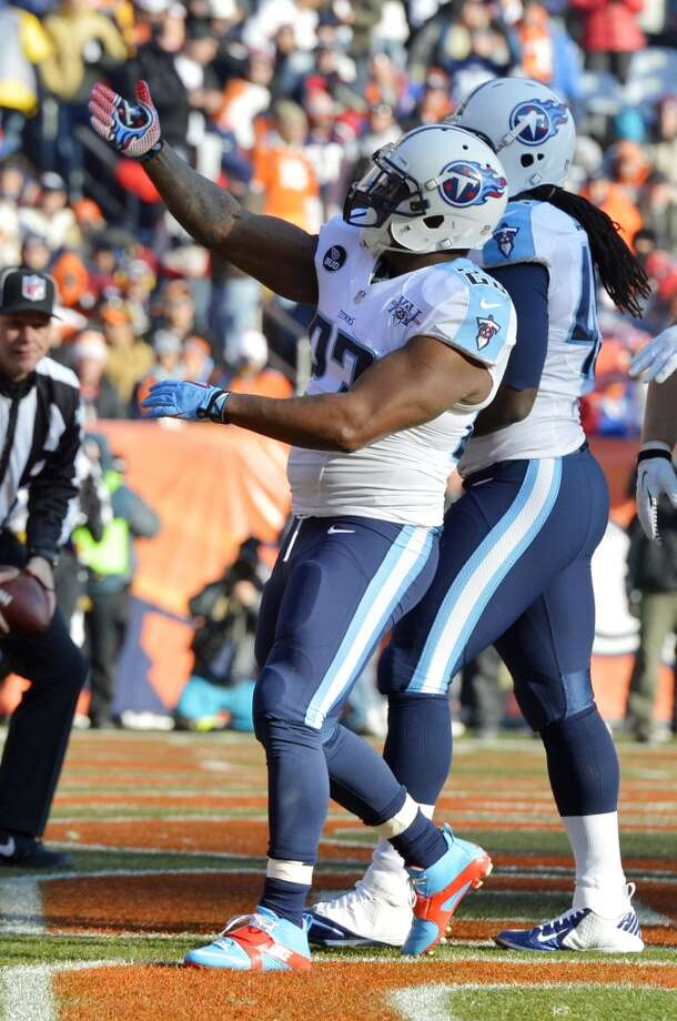 25. Titans (5-8) Last week: 22Titans are 0-4 in AFC South and 1-9 over the last 2 seasons. They still have to play Jacksonville and Houston. Photo: Jack Dempsey, Associated Press