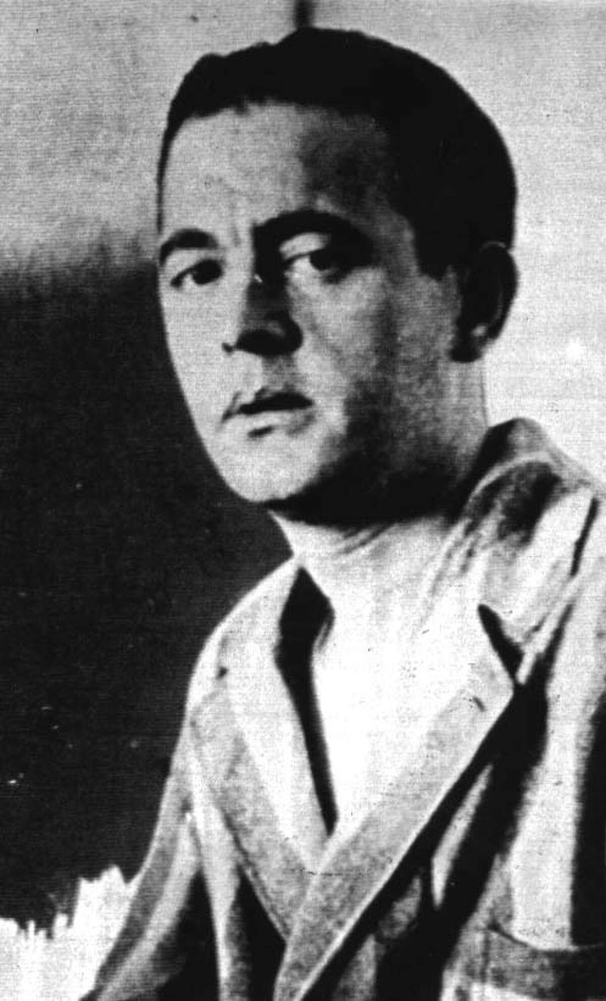 Dapper Jack 'Legs' Diamond, undated. (Times Union archive)