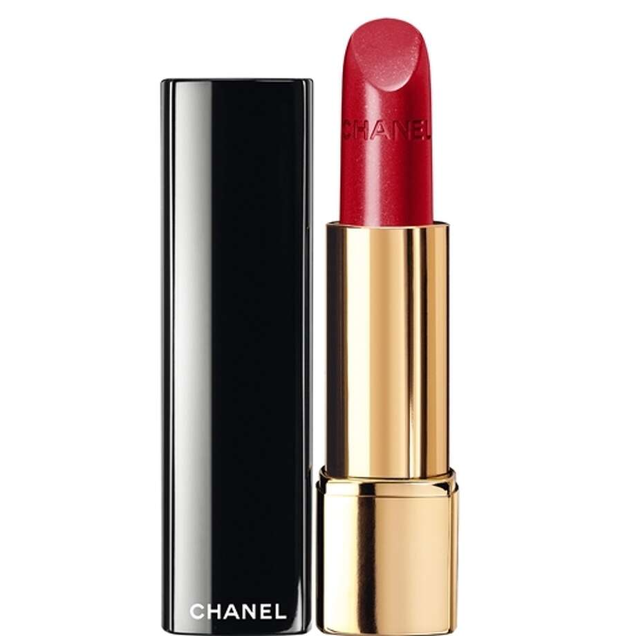 Drag queen Donna Sachet loves any red lipstick by Chanel, for its dramatic impact. Photo: Courtesy Chanel