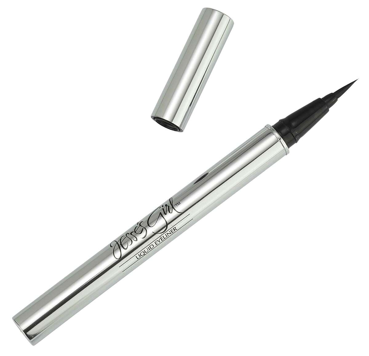 Jesse's Girl Waterproof Liquid Eyeliner: Achieve a precise cat-eye with its long calligraphy-style brush. It goes on smooth, is quick-drying and resists smudging. $6.99 at jessesgirlcosmetics.com.