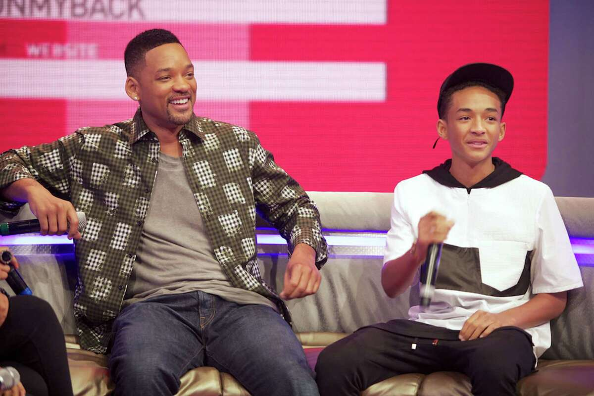 Here's a look at the top 20 most common baby names for boys in Washington state in 2012, followed by the top 20 names for girls. Coming in a No. 20 for boys is Jaden. (Jaden Smith, right, and dad Will Smith visit the BET studios on May 30, 2013).
