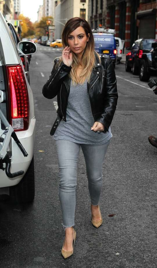 Skinny jeans. They're pervasive—yet often not entirely flattering (or comfortable). Given the name, is it any wonder they aren't doing many favors for most body types? Photo: Ignat/Bauer-Griffin, GC Images