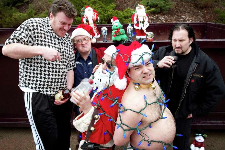 """The Trailer Park Boys' """"Dear Santa Claus"""" tour (Courtesy the artists)"""