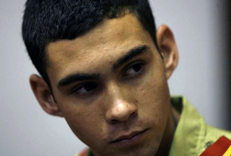 This handout picture released by Cubadebate shows Cuban Elian Gonzalez taking part in the IX Union of Communist Youth (UJC) in Havana on April 3, 2010. The Young Cuban communists gathered this weekend to map a future without Fidel and Raul Castro amid a deepening economic crisis, generational apathy and disenchantment with the revolution.  AFP PHOTO/CUBADEBATE  BEST QUALITY AVAILABLE   RESTRICTED TO EDITORIAL USE   NO SALES   GETTY OUT (Photo credit should read -/AFP/Getty Images) Photo: AFP/Getty Images