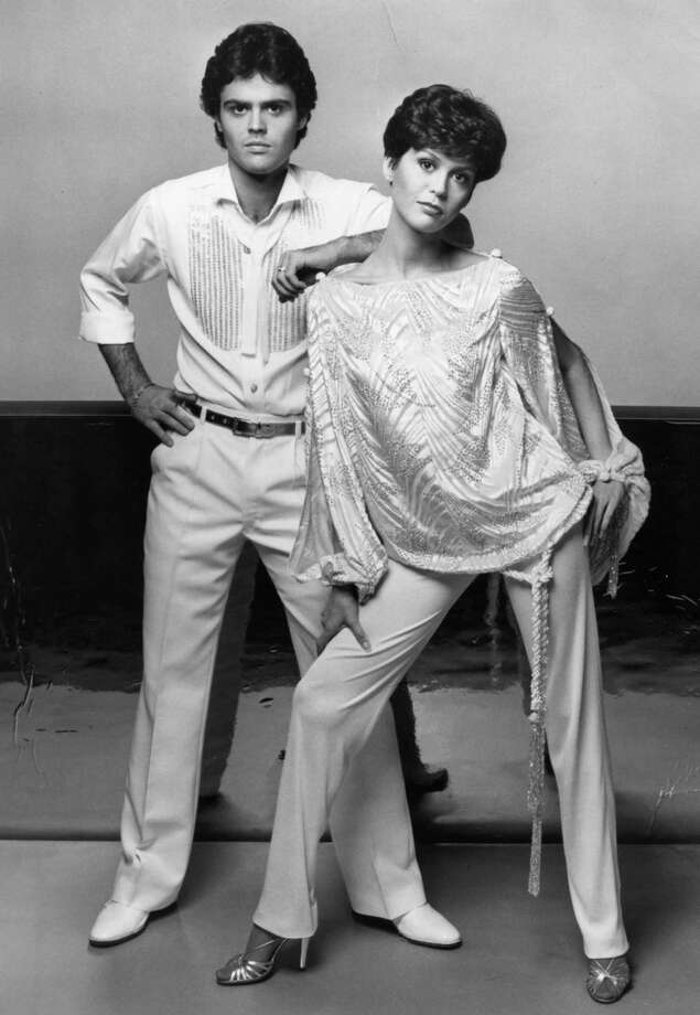 Donny and Marie Osmond in 1978 (Times Union archive)