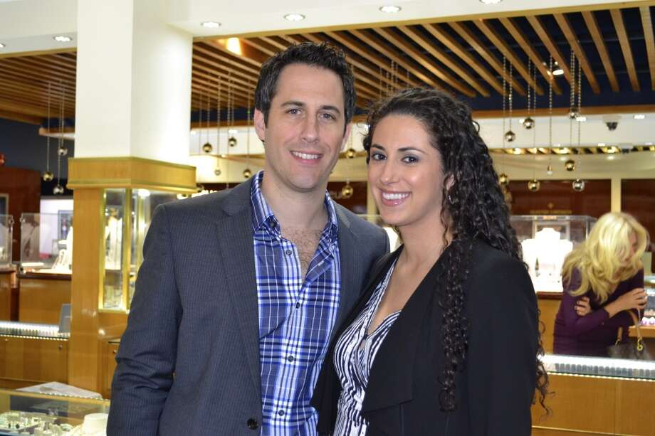 James and Ronit Mele