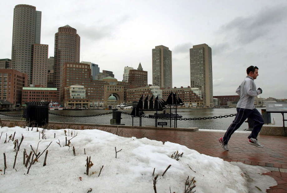 Massachusetts was named the fourth healthiest state in the country in the United Health Foundation's 2013 America's Health Rankings, released Wednesday. Photo: Boston Globe, Boston Globe Via Getty Images / Copyright - 2011 The Boston Globe
