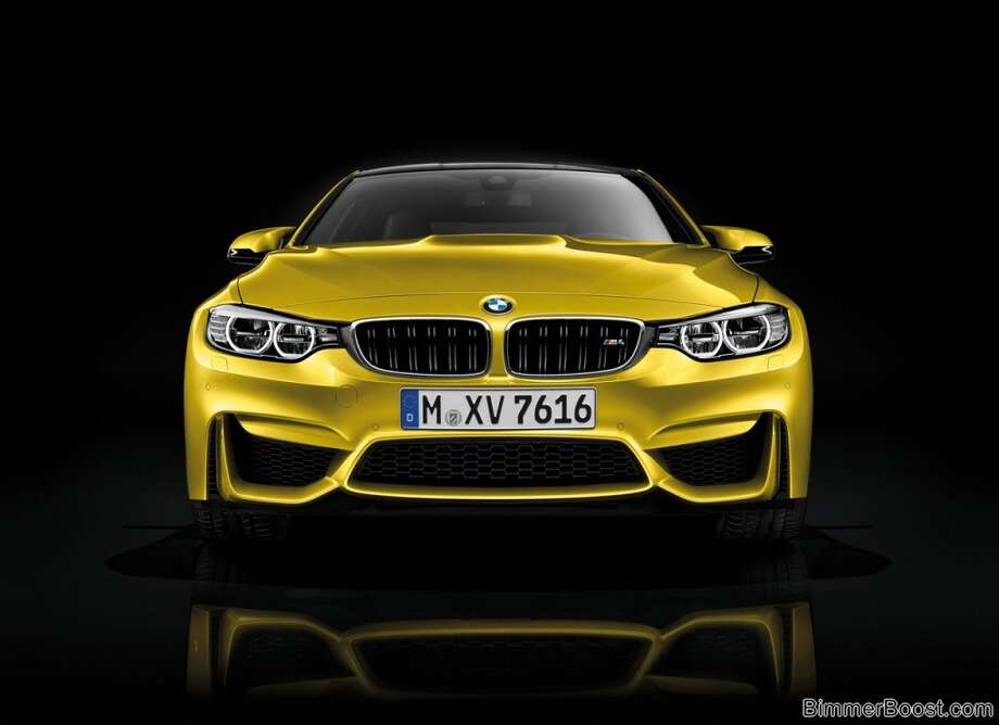 Photos of BMW's new M4 have surfaced a month before the intended debut at the Detroit auto show. Photo: Bimmerboost.com