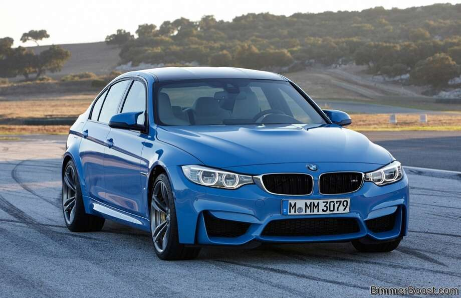 Photos of BMW's new M3 have surfaced a month before the intended debut at the Detroit auto show. Photo: Bimmerboost.com