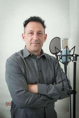 DJ Steve Masters of Live 105 radio. Steve Masters Photo Shoot
