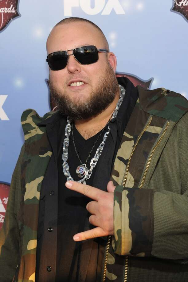 Recording artist Big Smo arrives at the American Country Awards 2013 at the Mandalay Bay Events Center on December 10, 2013 in Las Vegas, Nevada.  (Photo by Kevin Mazur/Fox/WireImage) Photo: Kevin Mazur/Fox, WireImage