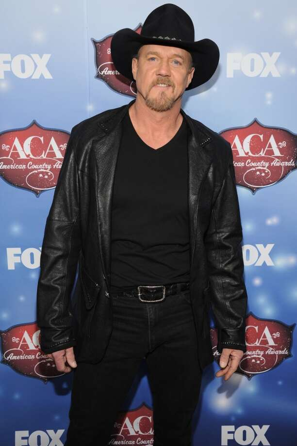 Host Trace Adkins arrives at the American Country Awards 2013 at the Mandalay Bay Events Center on December 10, 2013 in Las Vegas, Nevada.  (Photo by Kevin Mazur/Fox/WireImage) Photo: Kevin Mazur/Fox, WireImage