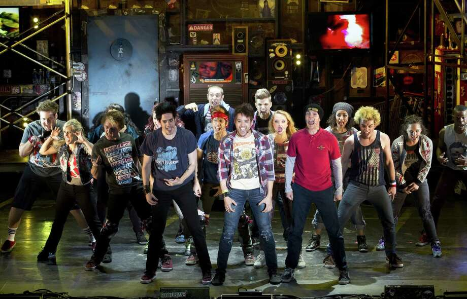 """American Idiot, "" the stage adaptation of the 2004 Green Day album, will be performed Friday and Saturday at the Majestic. Photo: Jeremy Daniel / Courtesy"
