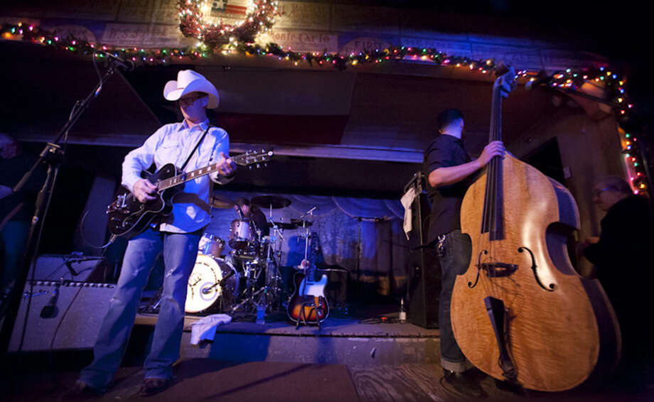 Two Tons of Steel returns to Gruene Hall on Tuesday. Photo: Courtesy Photo