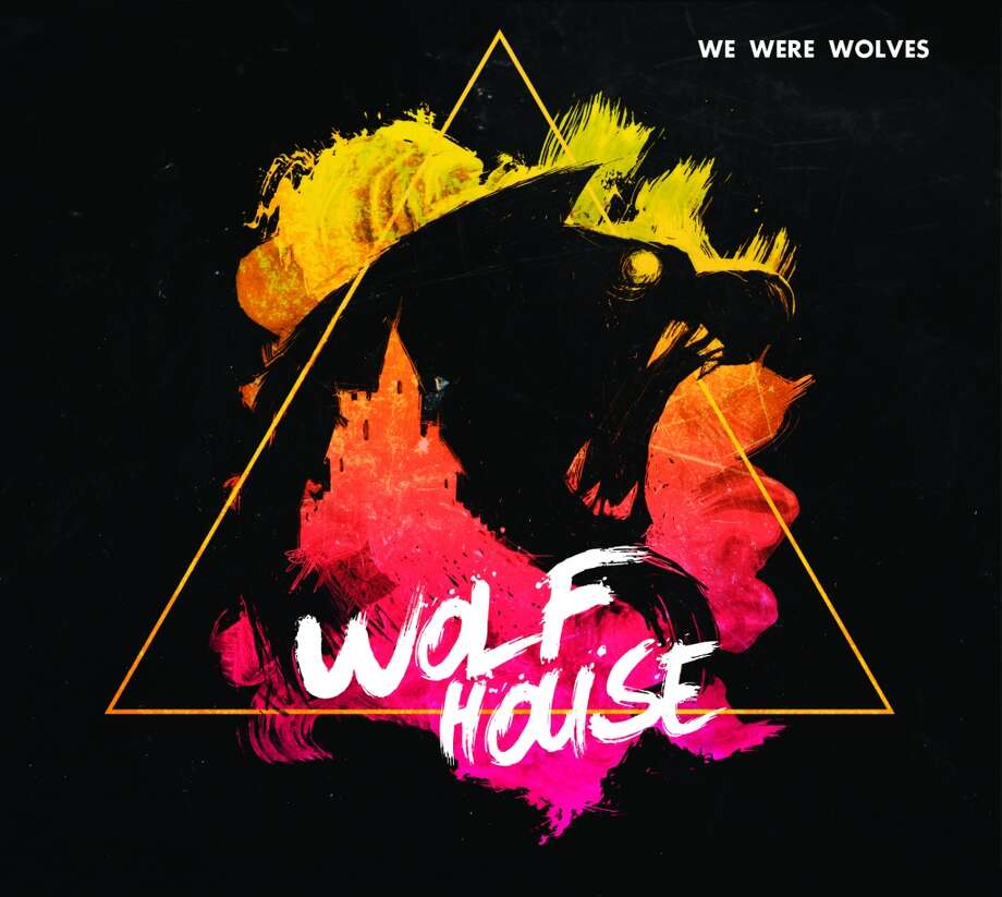 "Album art for We Were Wolves' new album ""Wolf House."" Photo: Provided By The Artist, Courtesy"
