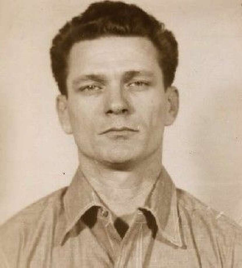 Frank Lee Morris, one of the Alcatraz escapees of 1962. His case file is still kept open by the US Marshal Service.