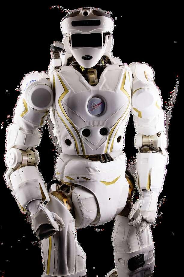 nasa humanoid robot - 600×900