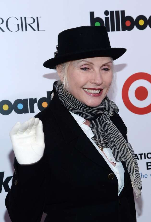 Musician Debbie Harry of Blondie attends Billboard's annual Women in Music event at Capitale on December 10, 2013 in New York City.  (Photo by Larry Busacca/Getty Images) Photo: Larry Busacca, Getty Images