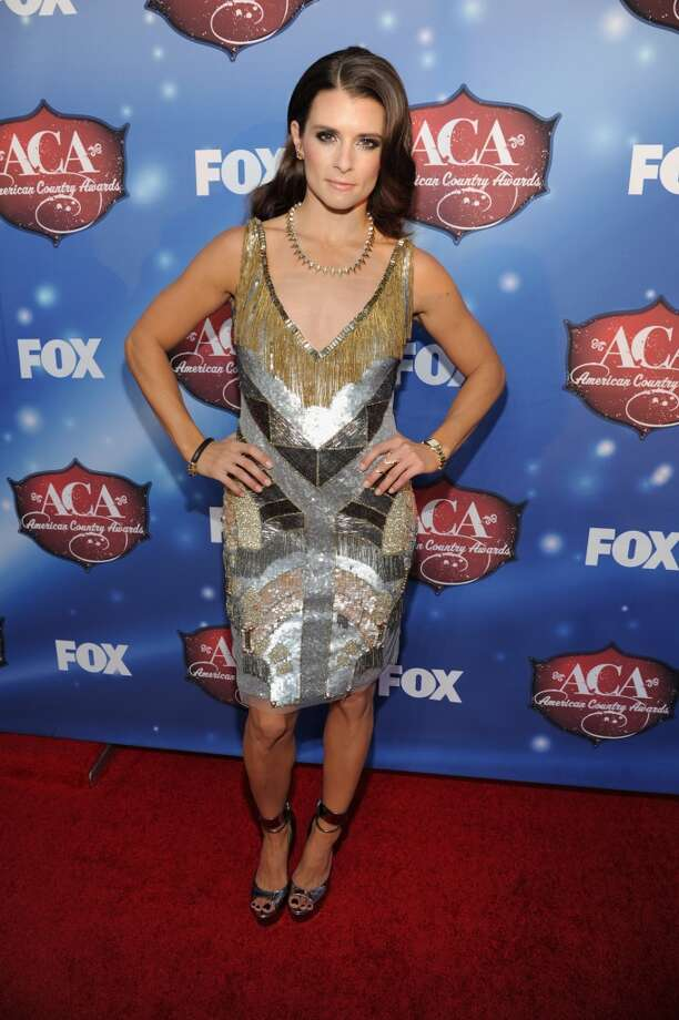 Host Danica Patrick arrives at the American Country Awards 2013 at the Mandalay Bay Events Center on December 10, 2013 in Las Vegas, Nevada.  (Photo by Kevin Mazur/Fox/WireImage) Photo: Kevin Mazur/Fox, WireImage