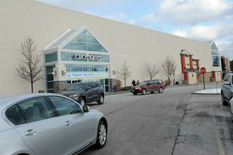 Location of a proposed 20,000 square foot expansion plan at Crossgates Mall is shown Wednesday, Dec. 11, 2013, in Guilderland, N.Y. The area is located between Dick's Sporting Goods and the Food Court area. (Lori Van Buren / Times Union) Photo: Lori Van Buren / 00025001A