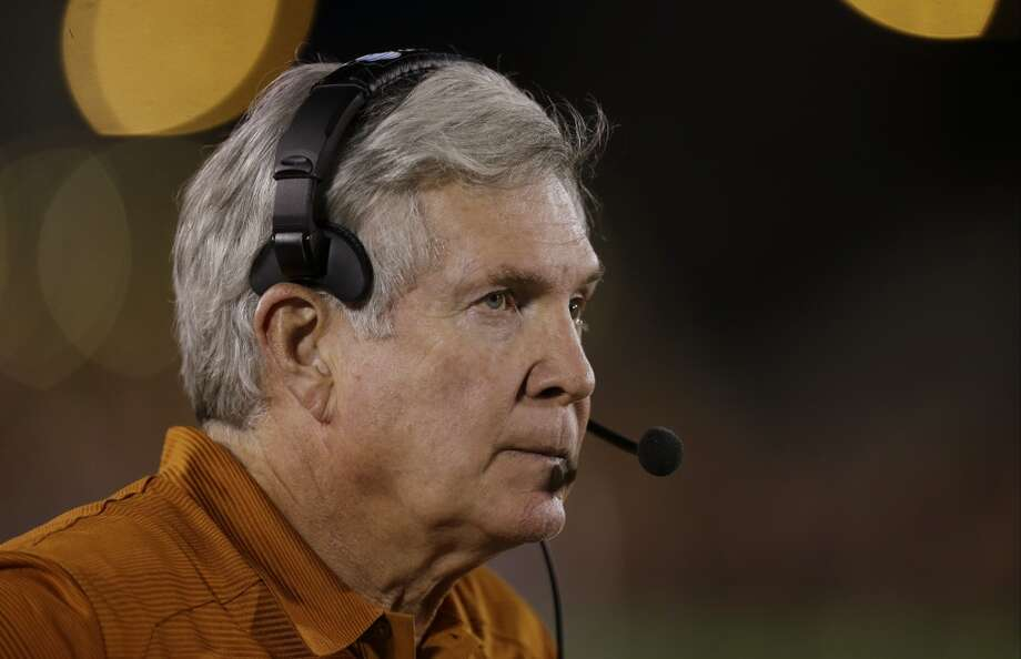 Here's Tim Griffin of the San Antonio Express-News' list of possible replacements for Mack Brown as Texas' 29th head football coach. Photo: Charlie Neibergall, Associated Press