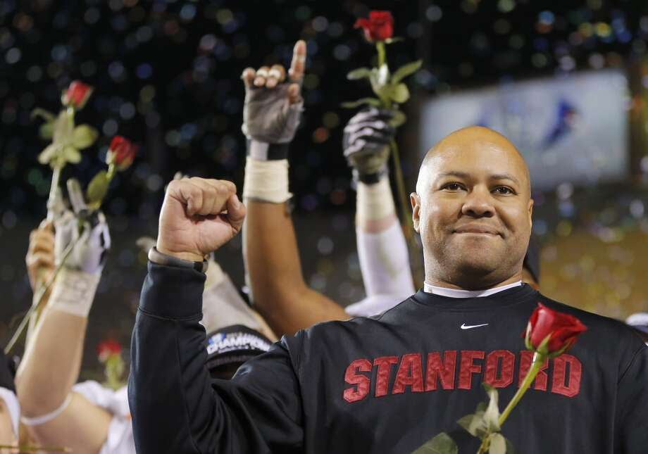 David Shaw, Stanford  Three BCS berths in his first three seasons make him one of the brightest young stars in college football. But most expect his next move will be to the NFL. Photo: Matt York, Associated Press