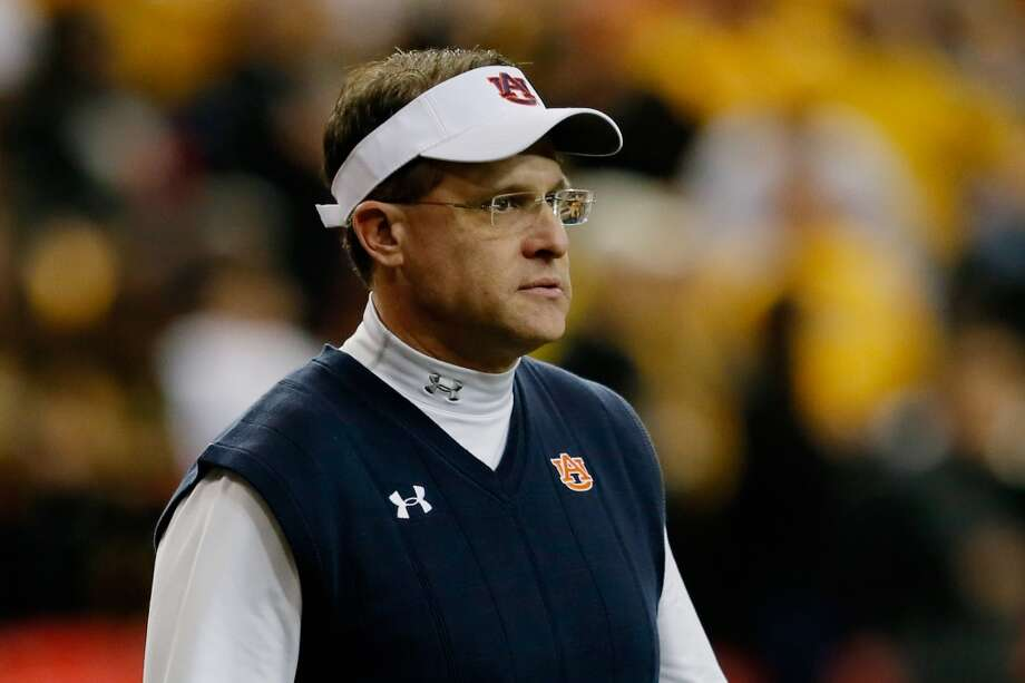 Gus Malzahn, Auburn  UT fans who have watched his development of quarterbacks and quick turnarounds at Arkansas State and Auburn would willingly put up with even his wife's occasionally bizarre rants. Photo: Kevin C. Cox, Getty Images