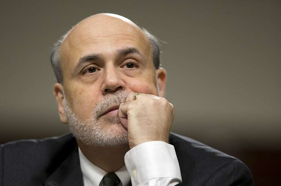 Federal Reserve Chairman Ben Bernanke has overseen a drop in interest rates. Photo: Manuel Balce Ceneta, Associated Press