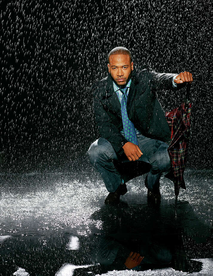 "Columbus Short as Harrison Wright in ""Scandal."" Photo: Craig Sjodin, Getty Images / 2013 American Broadcasting Companies, Inc."