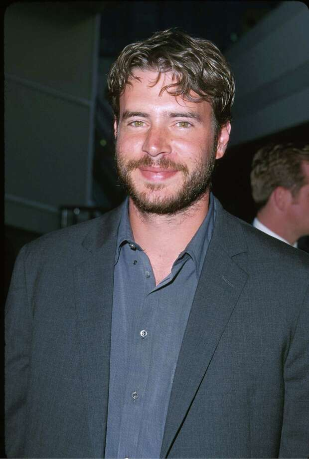 Scott Foley with beard, 2000.  Photo: SGranitz, Getty Images / WireImage