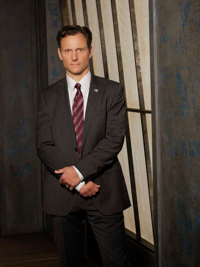 "Tony Goldwyn as President Fitzgerald Grant in ""Scandal."" Photo: Craig Sjodin, Getty Images / 2011 American Broadcasting Companies, Inc."