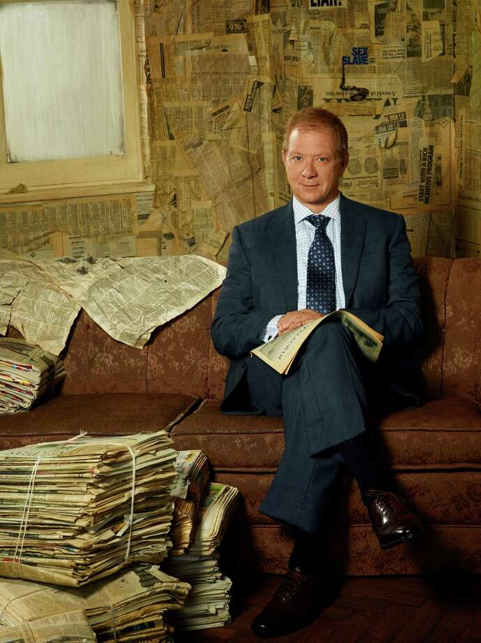 """Jeff Perry stars as Cyrus Beene in """"Scandal."""" Photo: Craig Sjodin, Getty Images / 2013 American Broadcasting Companies, Inc."""