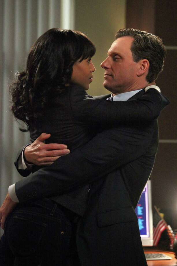 Olivia and Fitz ... again.  Photo: Richard Cartwright, Getty Images / 2013 American Broadcasting Companies, Inc.