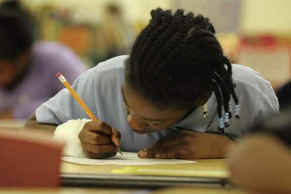 The state's testing requirements are being criticized by school districts and unions. (Paul Buckowski / Times Union)