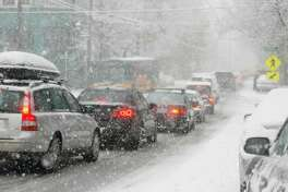 """Seattle-based insurer PEMCO polled 600 people in Washington drivers about snow. Apparently, people feel pretty great - about themselves.    Nearly half of drivers – 47 percent – said they're  """"more skilled"""" than most drivers  when on snow and ice. The poll didn't say if """"most drivers"""" includes East Coasters and other snow denizens, who view Seattleites as big weather wimps.    (Seattle snowstorm, 2012. Lindsey Wasson/seattlepi.com)."""