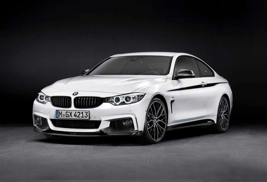 The 2014 BMW 4-SeriesSource: Automobile Magazine Photo: HOEP / BMW