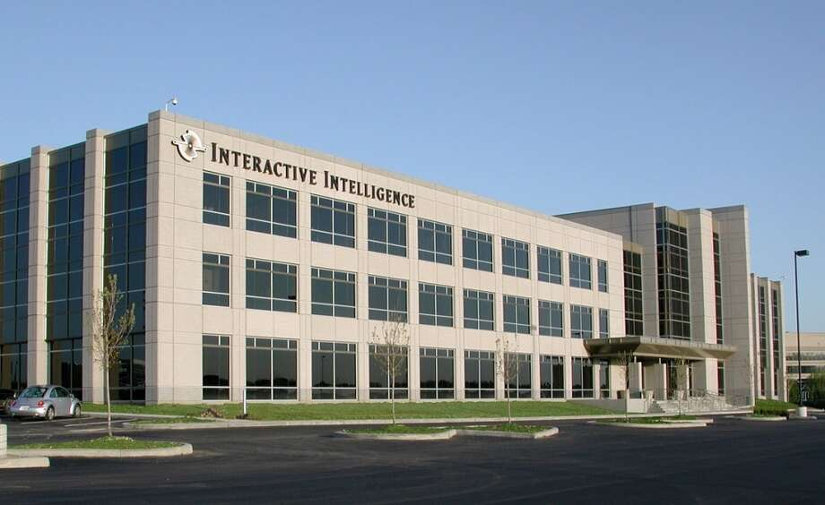 Interactive Intelligence came in as number 7 nationwide among big companies. It ranked fifth on Glassdoor's top tech companies to work for. Photo: Interactive Intelligence