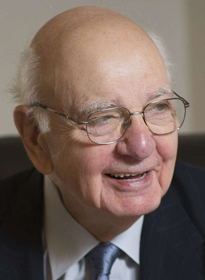 The Volcker Rule is named for former Federal Reserve Chairman Paul Volcker. / NYTNS