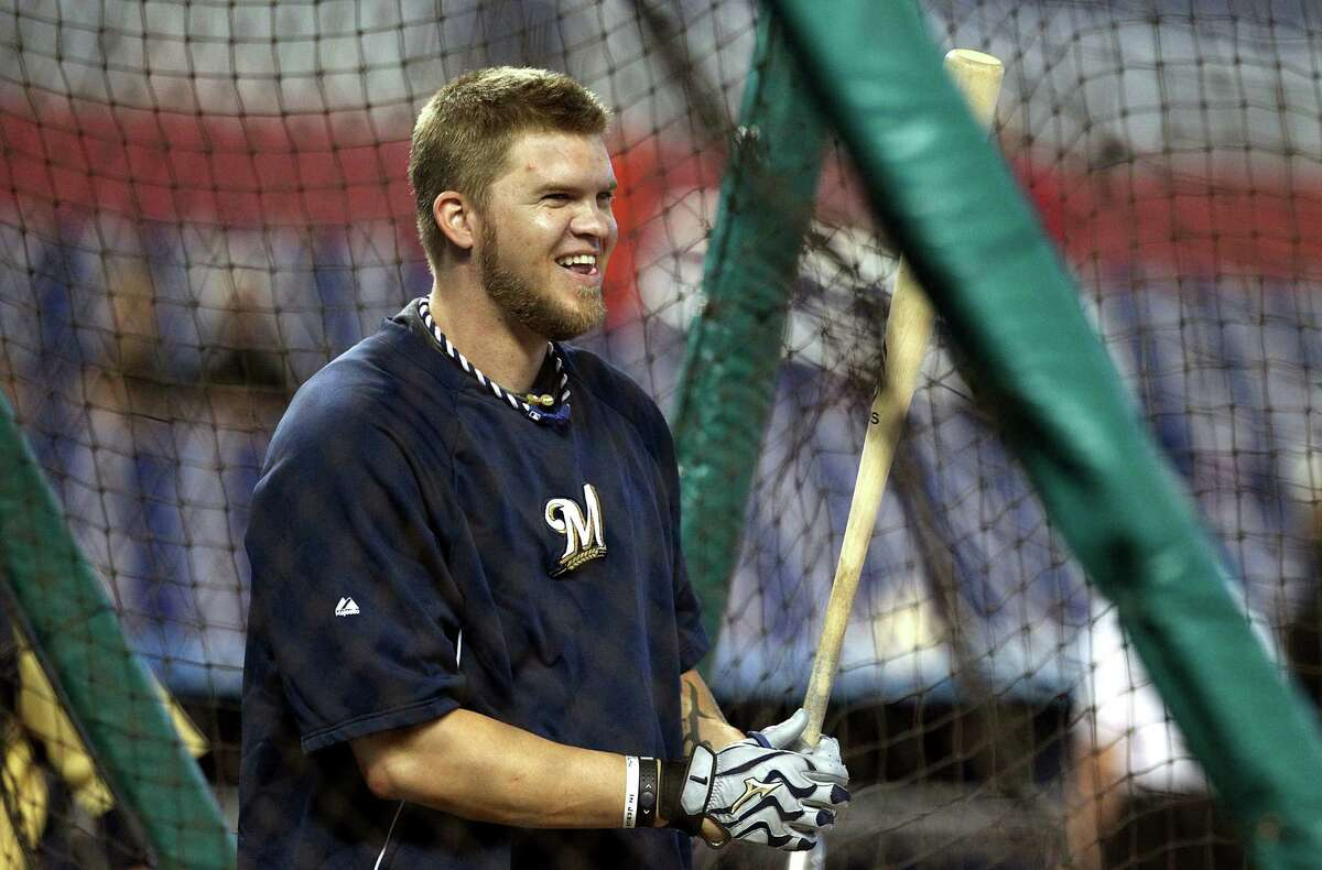 Corey Hart hit .270 with 30 homers and 83 RBIs with the Brewers in 2012 but missed all of last season following knee surgery. The outfielder-first baseman signed a one-year deal with Seattle.
