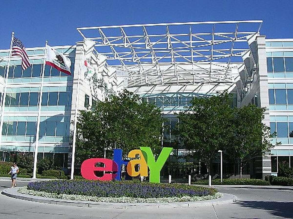 49. eBay, inc. Glassdoor rating: 3.8/5 eBay is an online marketplace business headquartered in San Jose, Calif.